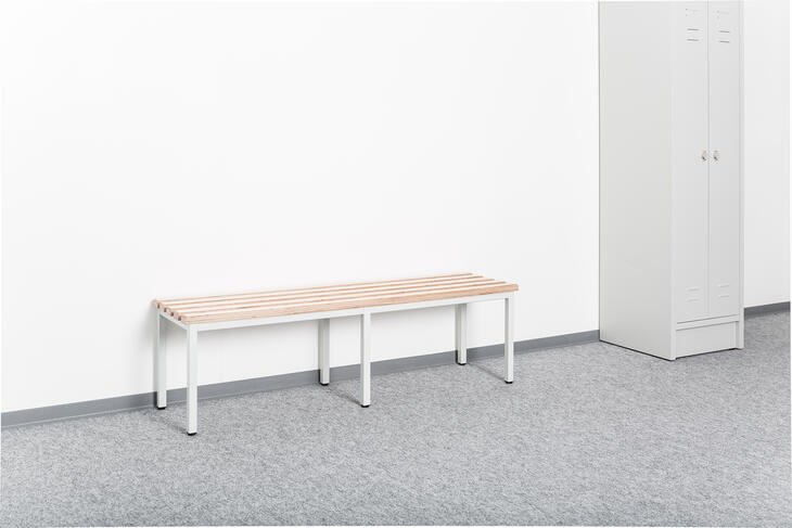 ELA Container - wooden bench