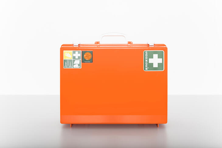 ELA Container - large first aid kit